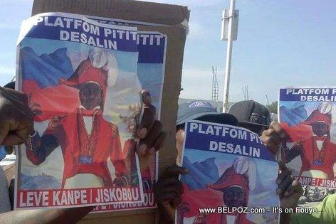 Platfom Pitit Desalin - Politics