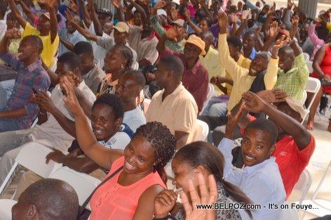 PHTK Pre-Campaign Meeting - Hinche Haiti