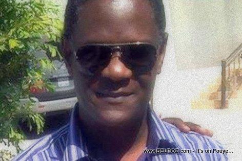 Gerald Germain - Ministre Haiti