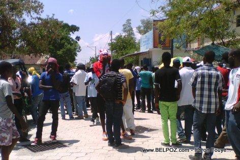Haiti Election Registration Day - Hinche, Centre Haiti