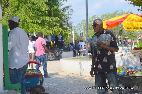 Haiti Elections 2015 - Hinche BED - Registration Day