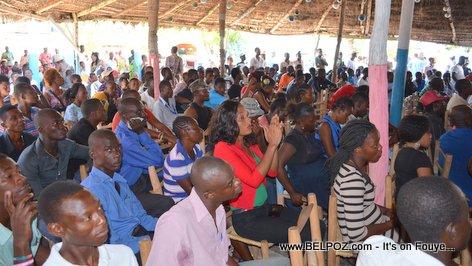 Moun Mirebalais di yo Pare pou Elections 9 Octobre la
