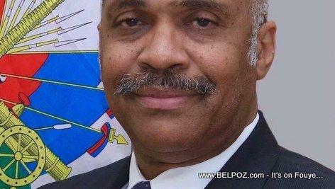 Jack Guy Lafontant - Prime Minister of Haiti