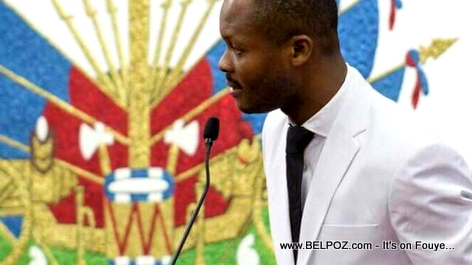 PHOTO: Haiti - Depute Jude Jean - Boucan Carre