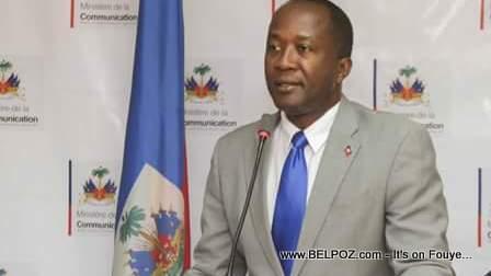 Calvin CADET, Directeur General, Ministère de la Communication