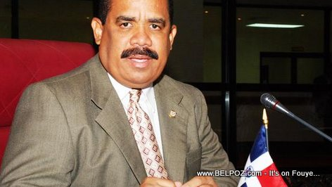 PHOTO: Dominican Senator Adriano Sanchez