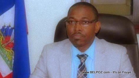 Roosevelt Bellevue - Haiti Ministre Affaires Social