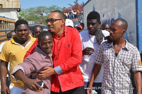 Hinche Jean Junior Jiha, Kandida pou Senatè Pateau Central - Haiti Elections 2015...