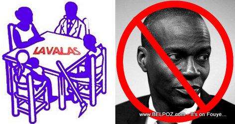 Haiti: Fanmi Lavalas di yo PA rekonèt Jovenel Moise kom prezidan peyi a