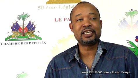 Haiti depute Sinal Bertrand