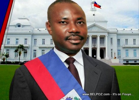 Moise Jean Charles - President de La Republique Jiskobou