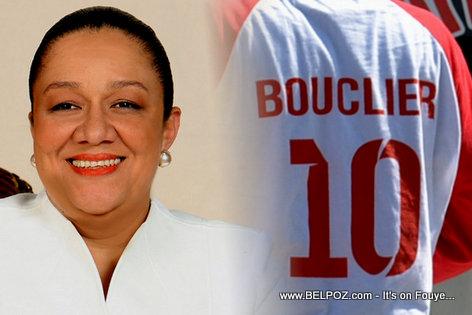 Sophia Martelly Candidat anba Banier BOUCLIER