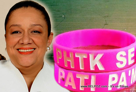 PHOTO: Sophia Martelly - PHTK se Pati Pam