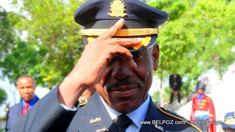 Lieutenant-General Jodel Lesage, Forces Armées d'Haiti (FADH)