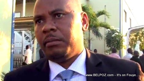 PHOTO: Haiti Senator Nenel Cassy - Fanmi Lavalas