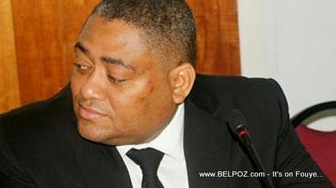 Haiti Senator Jean Marie Ralph Féthière