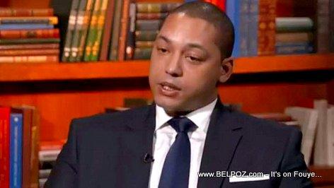 Nicolas Duvalier, Son of ex President Jean-Claude 'Babydoc' Duvalier
