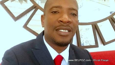 PHOTO: Haiti - Luxon Pacombe, Vice-Délégué de Mirebalais