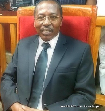 PHOTO: Haiti Senator Pierre Francois Sildor