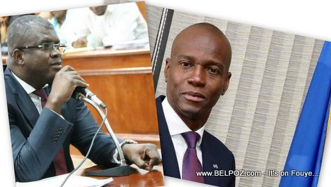 Senateur Rony Celestin: President Jovenel Moise promised the people of Haiti money in their pocket and food in their plates