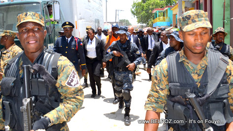 USGPN - Haiti Presidential Guards