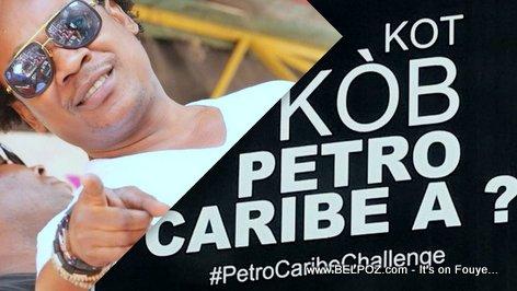 Senateur Garcia Delva - Kot Kob PetroCaribe a