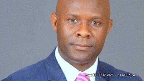 PHOTO: Renald Luberice, Secrétaire Général du Conseil des Ministres