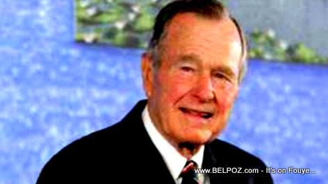George H. W. Bush -  41st U.S. President