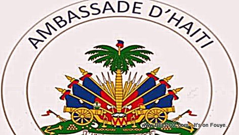 List of Haiti Embassies and Consulates around the World