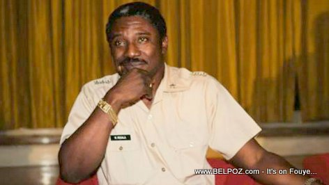 PHOTO: Haiti - General Williams Regala