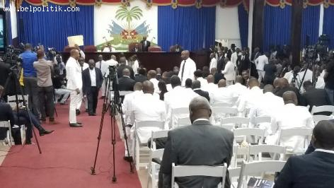 PHOTO: Haiti - Assemblée Nationale