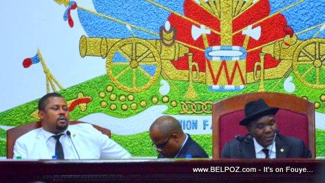 Gary Bodeau & Joseph Lambert - Assemblée Nationale Haiti 2019