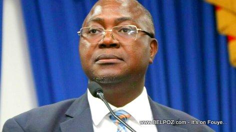 Depute Price Cyprien - Depute de Thomazeau Haiti