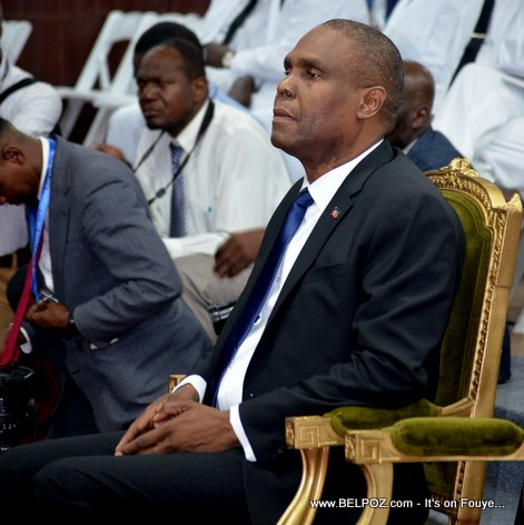 Haiti Prime Minister Jean Henry Ceant - Assemblée Nationale 2019
