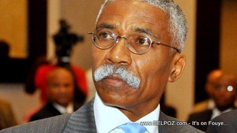 Haiti Senateur Patrice Dumont