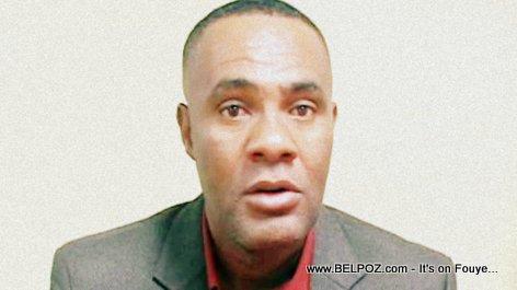 Haiti Depute Jean Fenel Thanis - 49th Legislature