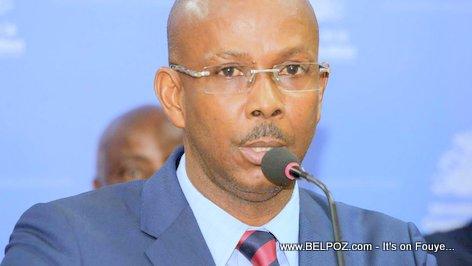 Haiti - Jean Michel Lapin, Premier Ministre A.I.