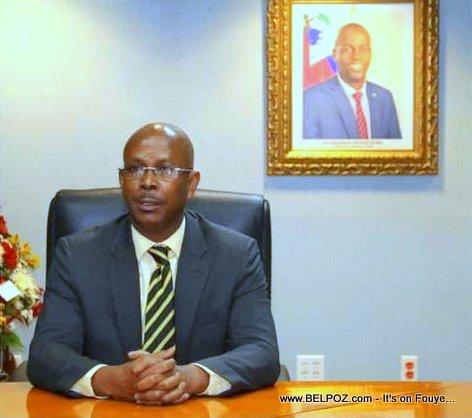Jean Michel Lapin - Haiti Prime Minister