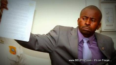 Haitian Senator Jean Renel Senatus, alias Zokiki