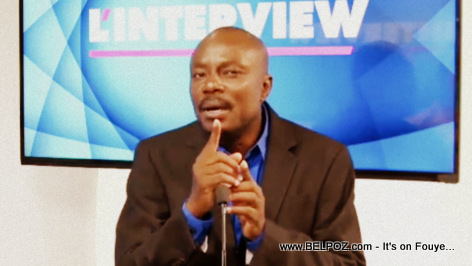 Moise Jean Charles on Radio Television Pacific - L'Interview