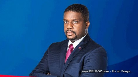 PHOTO: Haiti Prime Minister Fritz William Michel