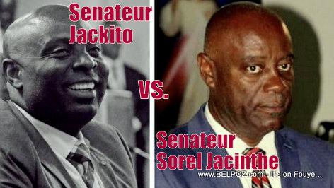 Senateur Jacques Sauveur Jean vs. Senateur Saurel Jacinthe
