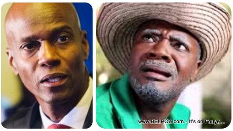 Tonton Bicha vs President Jovenel Moise
