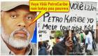 Watch out for PetroCaribe thieves who wants Power in Haiti in order to give themselves Amnesty, Eric Jean Baptiste said