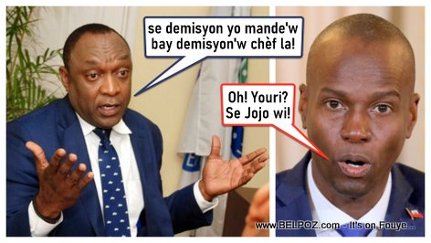 Senator Youri Latortue wants the resignation of Jovenel Moise as President of Haiti