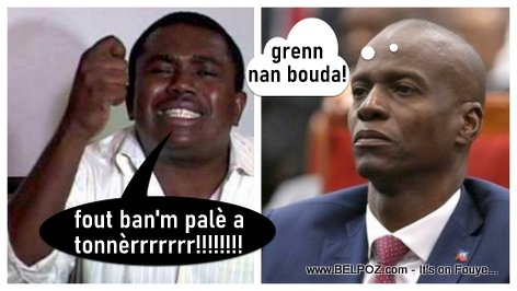 Andre Michel makes every attempt to get rid of President Jovenel Moise