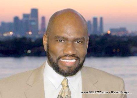 Levelt Francois - Candidate for President of Haiti