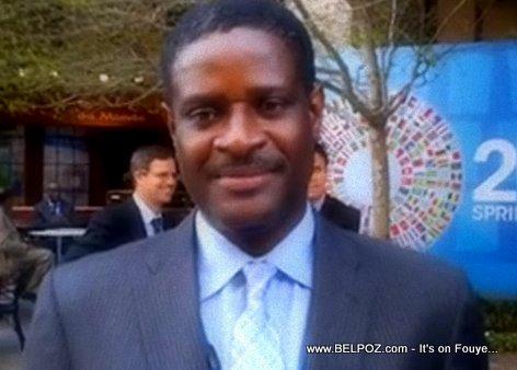 Alfred Metellus - Secretary of State of Economy Haiti