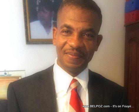 Max Mathurin - President Haiti Conseil Electoral Provisoire (CEP)