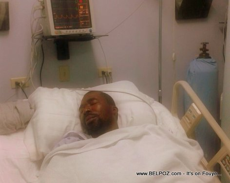 Scoop haiti depute arnel belizaire is in the hospital for Canape vert hospital haiti